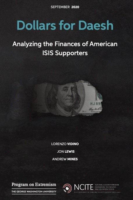 Dollars for Daesh: Analyzing the Finances of American ISIS Supporters