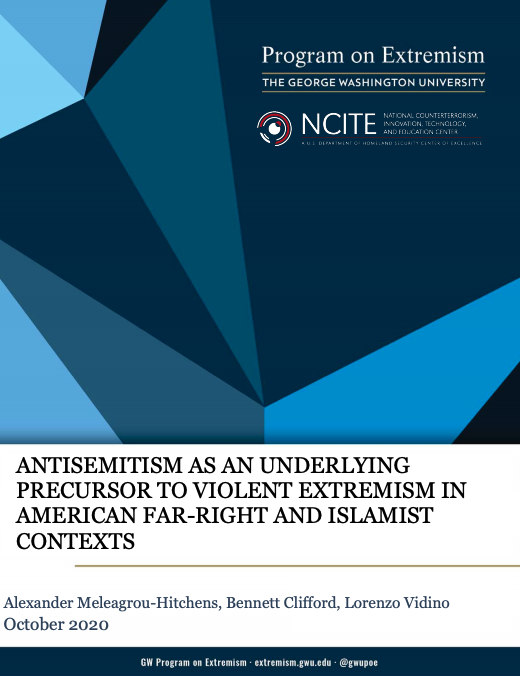 Antisemitism as an Underlying Precursor to Violent Extremism in American Far-Right and Islamist Contexts