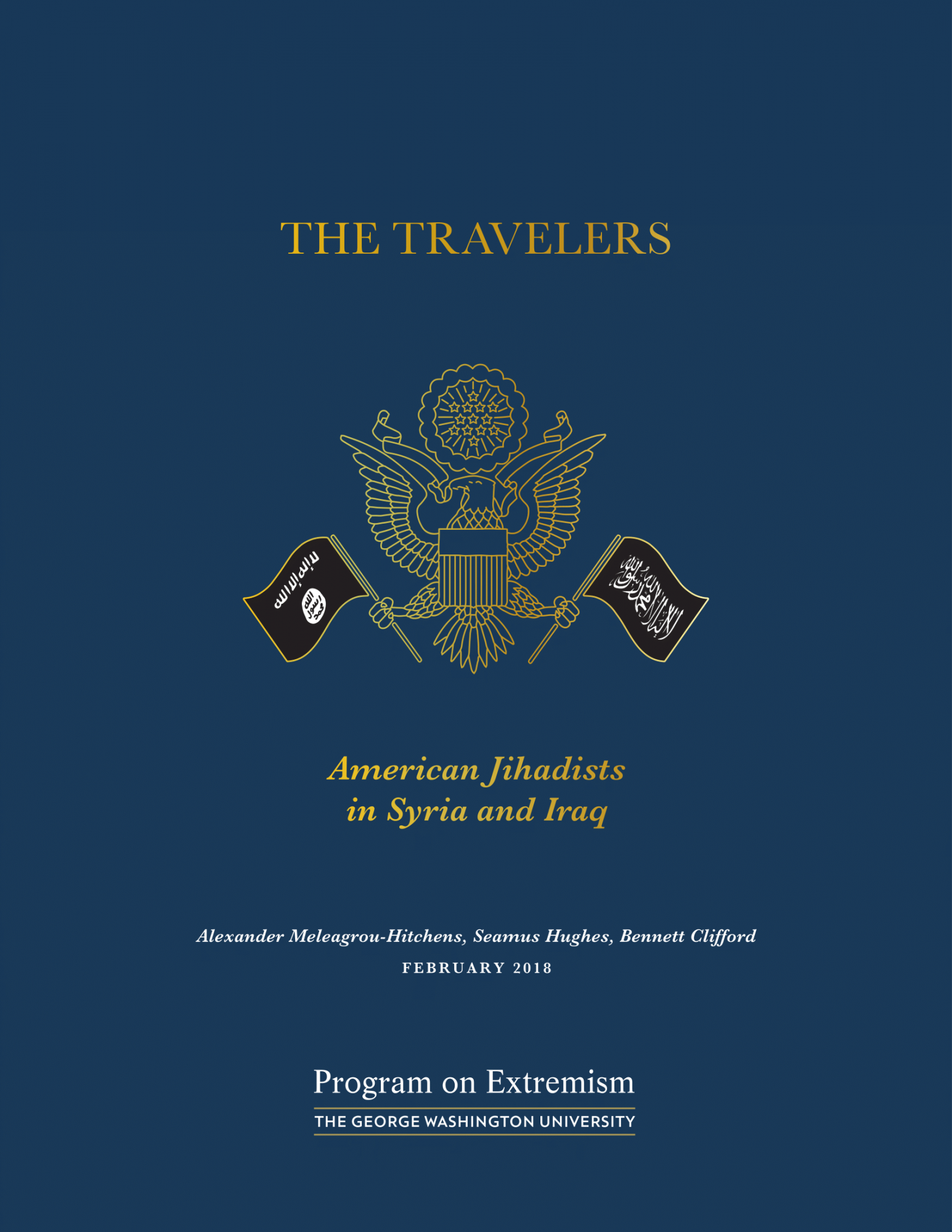 The Travelers: American Jihadists in Syria and Iraq